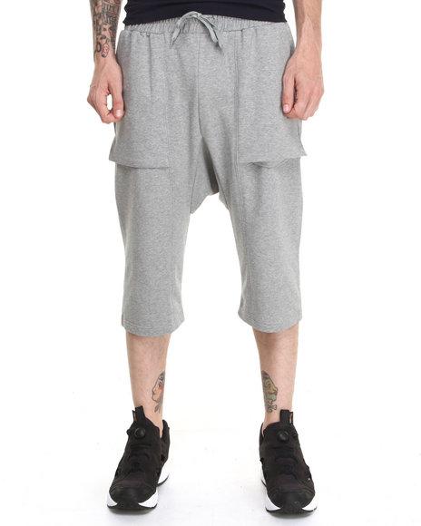 Black Apple Shorts