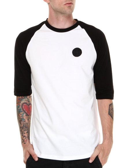 Black Apple White T-Shirts