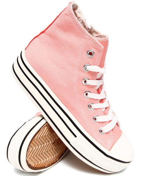 Fashion Lab Coral Sneakers