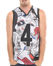 Entree - His Airness Mesh Tank