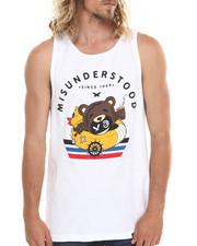 Entree - Misunderstood Bear Tank