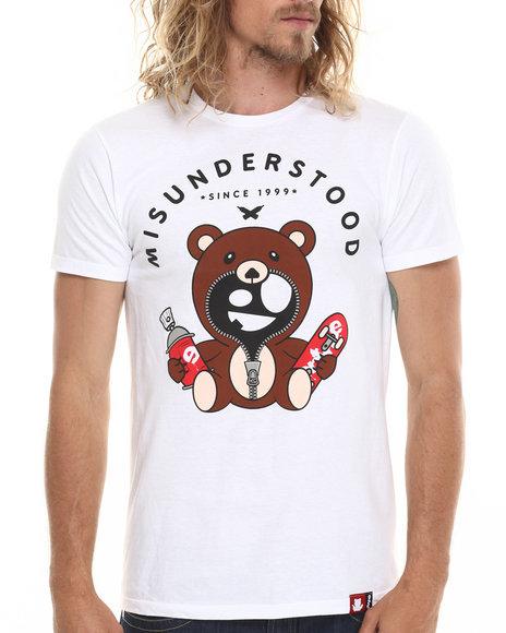 Entree White Misunderstood Classic T-Shirt