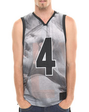 Holiday Shop - Men - Vanity Mesh Tank