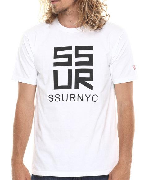 Ssur White T-Shirts