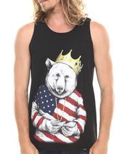 ROOK - Biggie Bear Americana Tank