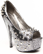 Gift Ideas Shop - Carrisma Open Toe Pump