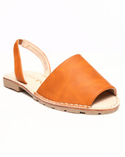 Fashion Lab - Peep Toe Sandal