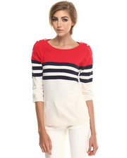 Maison Scotch - RETRO SAILOR TOP