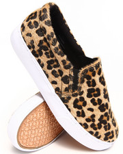 Women - Cheetah Feel Slip-on Sneaker