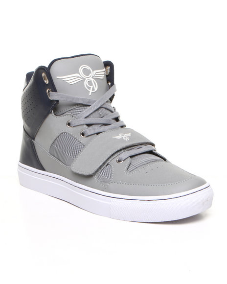 Creative Recreation Grey Cota Prince Of Wale High Top Sneaker