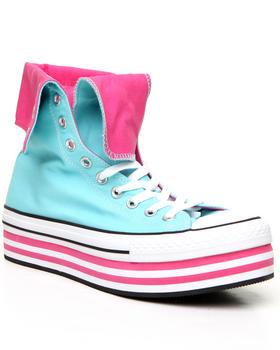 Converse - Chuck Taylor All Star Premium Post Indigo Wash Sneakers