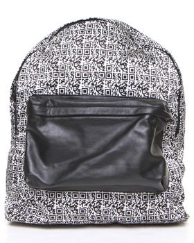 This is a Love Song - Barcode Printed Backpack