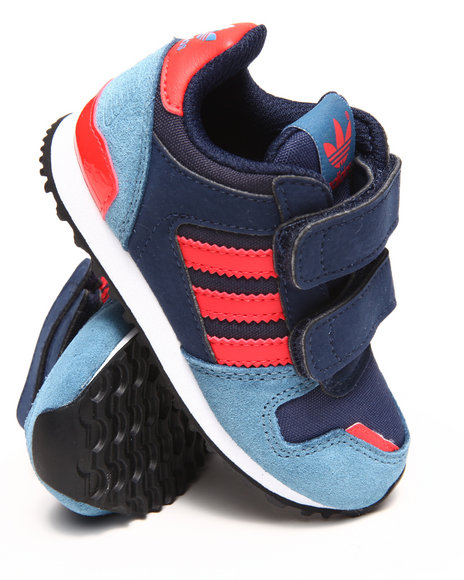 Adidas - Boys Navy Zx 700 Cmf Inf Sneakers (5-10)