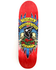 Men - Humpston Skate Deck 9""