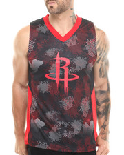 Men - HOUSTON ROCKETS TEAM TANK TOP