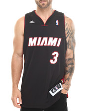 Men - Dwyane Wade Miami Heat Swingman Jersey