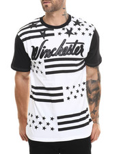 Winchester - Winchester All over Stars Premium Tee