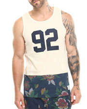 Lemar & Dauley - Thrift Store Floral Tank Top