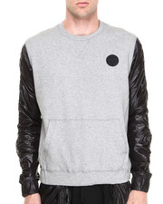 Holiday Shop - Men - Pullover w/ Nylon Sleeve