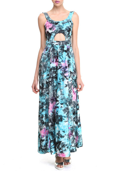 This Is A Love Song - Women Multi Holly Maxi Dress
