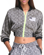 Women - Bomber Jacket
