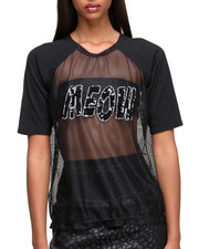 Women - HOME RUN MESH TOP