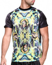 Men - Satin Chaos Tee