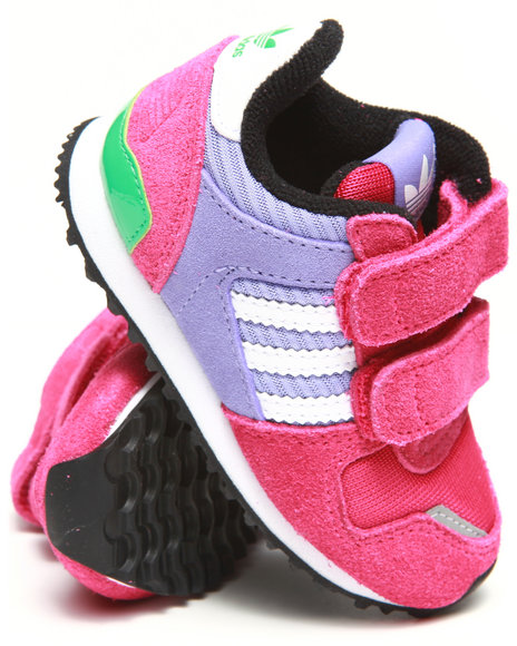 Adidas - Girls Pink Zx 700 Cmf Inf Sneakers (5-10) - $45.00