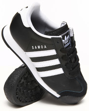 Adidas - Samoa Leather J Sneakers (11-3)