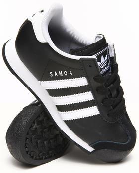 Adidas - Samoa Leather J Sneakers (11-3)