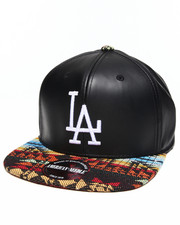 Men - Los Angeles Dodgers Sleek Strapback Hat