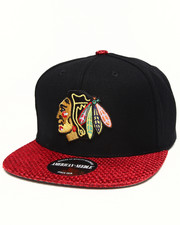 Men - Chicago Blackhawks Hatch Strapback Hat