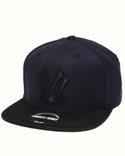 Men - New York Yankees Three timer ballisitic Strapback Hat