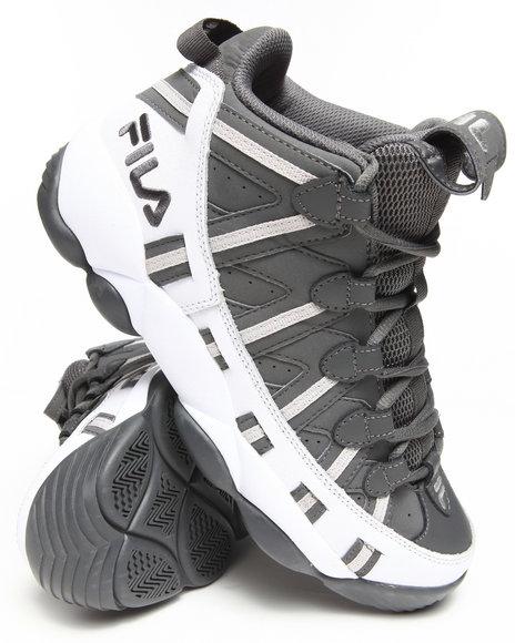 Fila Grey Jerry Stackhouse Spaghetti Sneaker