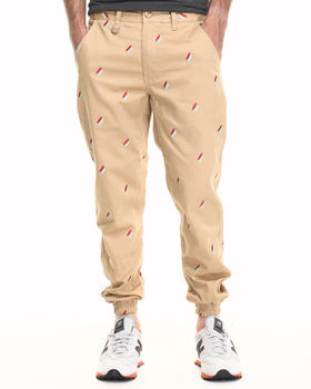 Publish - DAMIAN Quill Embroidered Jogger