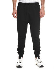 -FEATURES- - RICKO Jersey Mesh Jogger Pant