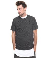 Short-Sleeve - KENNETH - Polka Dot  Tee