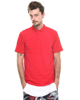 DJP OUTLET - JACOBY Mesh Sleeve Polo