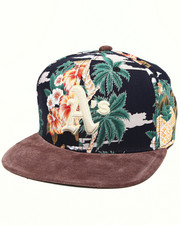 Men - Oakland Athletics Haven Floral Strapback Hat