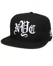Men - NYC Snapback Hat