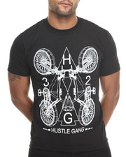 Hustle Gang - Mission Tee