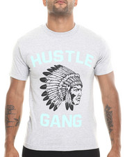 Hustle Gang - The Game Tee