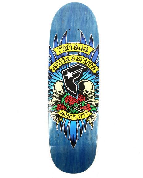 Blue Skate Decks
