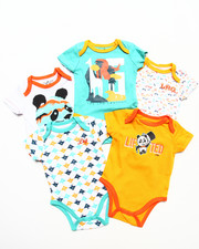 Sets - 5 PC CREEPER SET (NEWBORN)
