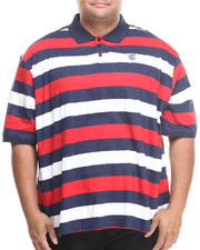Rocawear - Slub Block Polo (B&T)