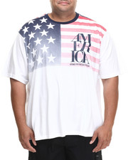 Shirts - Only In America Tee (B&T)