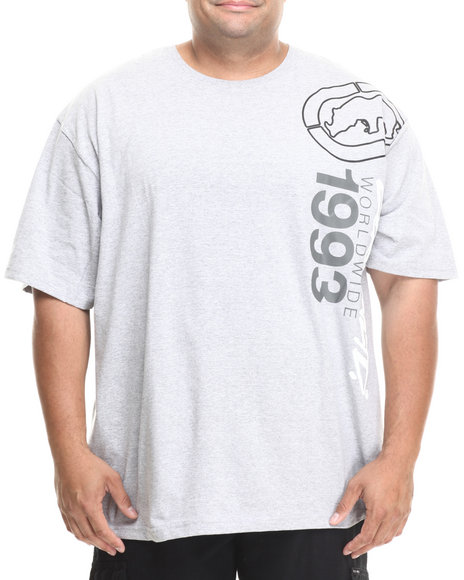 Ecko - Men Grey On Your Side T-Shirt (B&T)