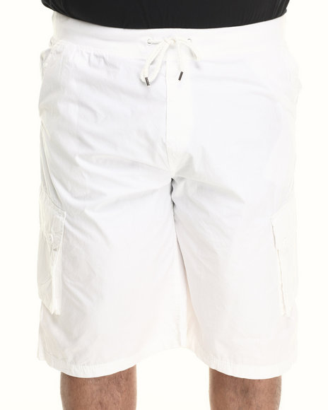 Ecko - Men White Doheny Cargo Short (B&T)