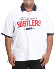 Shirts - Hustlers Polo (B&T)