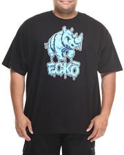 Ecko - Rhino Drip T-Shirt (B&T)